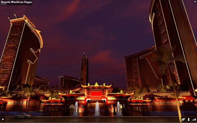 Approved: Las Vegas new $4 billion Asian-themed resort