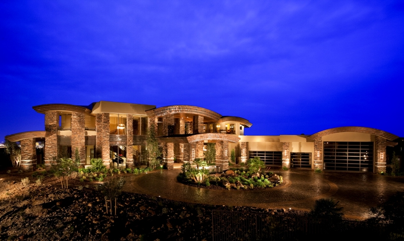 Las Vegas Most Expensive New Luxury Housing Community